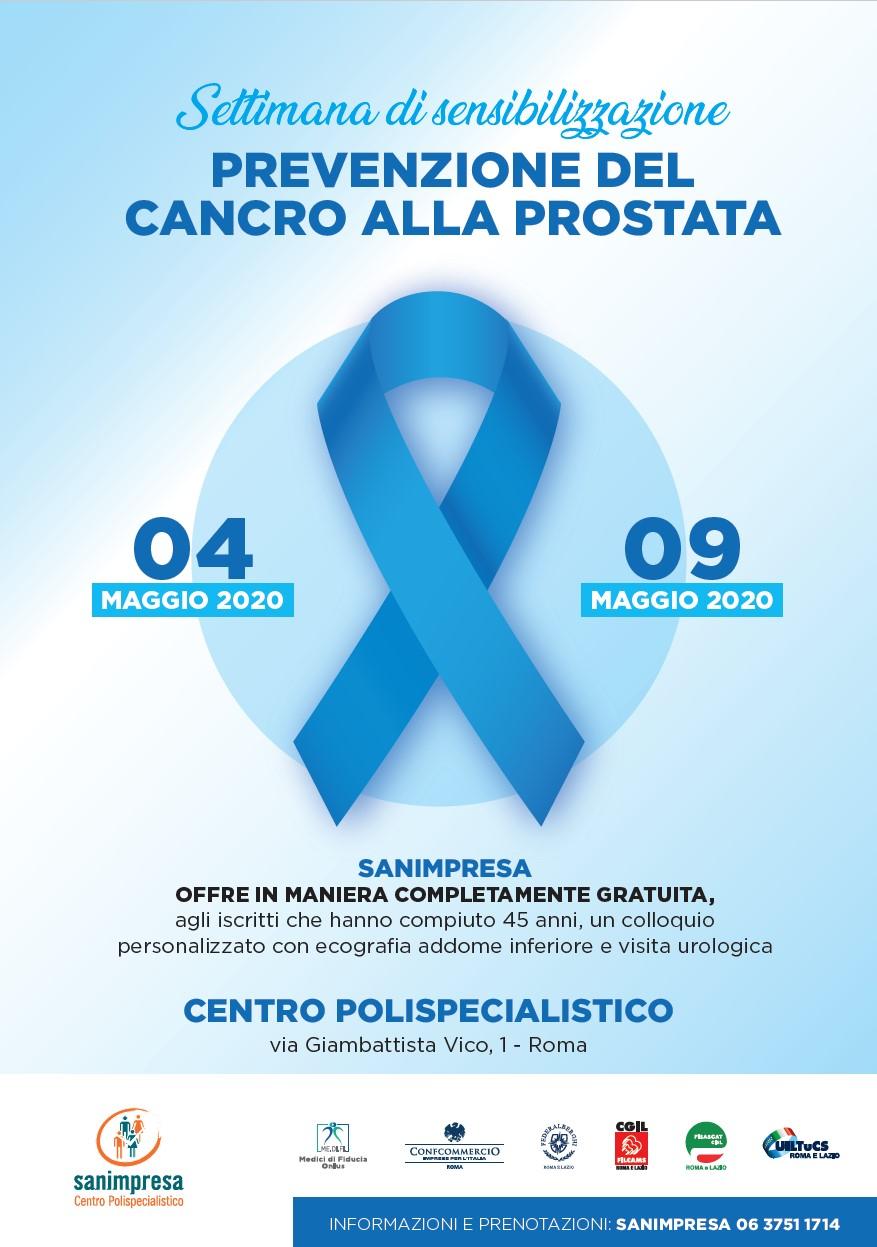 prevenzione prostata novembre 2020
